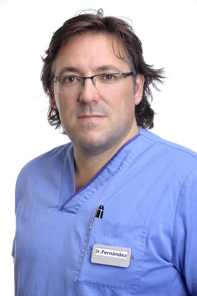Doctor Pablo Fernández Valderas